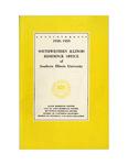 SIUE Undergraduate Catalog, 1958-1959