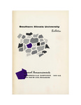 SIUE Undergraduate Catalog, 1961-1962