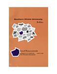 SIUE Undergraduate Catalog, 1964-1966