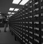 68-190; Library Card Catalog