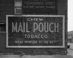71-164; Mail Pouch Tobacco Ad
